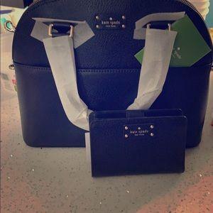 Kate spade ♠️ bag with matching wallet set